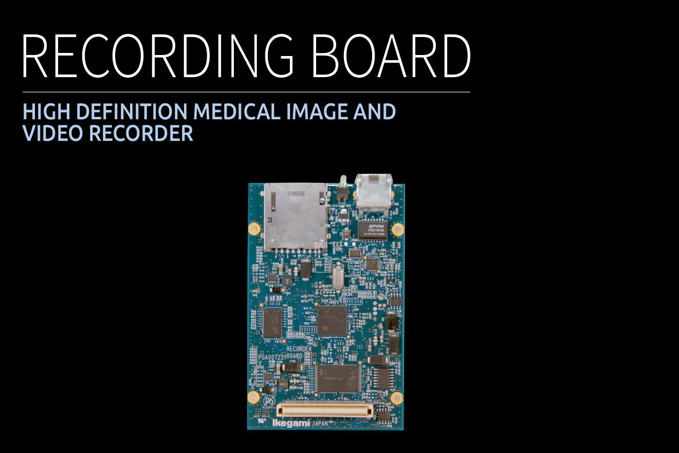 Recording Board